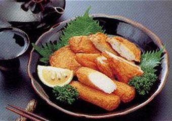 萨摩炸鱼饼