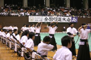 都城弓祭 全国弓道大会