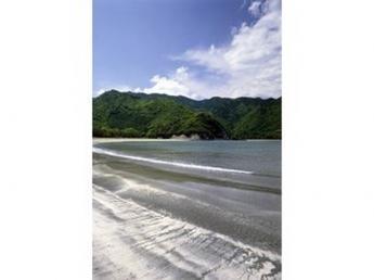 波当津海水浴场