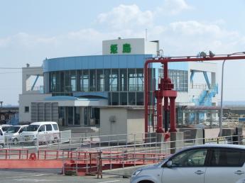 姬岛港(村営渡轮乘船处)