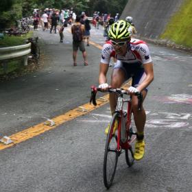 英彦山单车计时赛大会