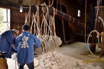 古式手法的日本酒 白糸酒造