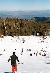 五濑高山滑雪场